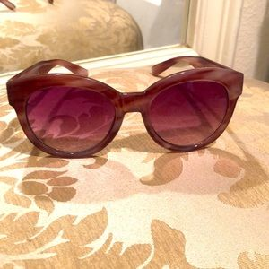 Loft Sunglasses Purple